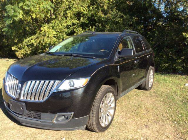 2011 Lincoln MKX for sale at Allen Motor Co in Dallas TX