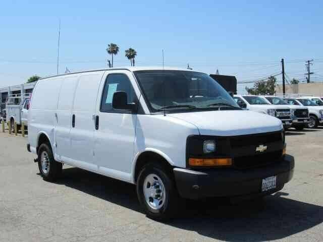 2015 Chevrolet Express Cargo for sale at Atlantis Auto Sales in La Puente CA