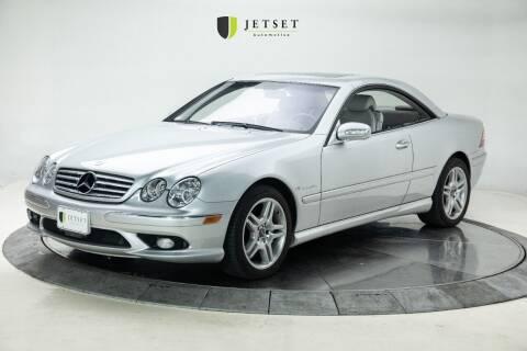 2003 Mercedes-Benz CL-Class for sale at Jetset Automotive in Cedar Rapids IA