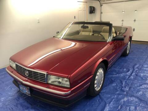 1993 Cadillac Allante for sale at MR Auto Sales Inc. in Eastlake OH