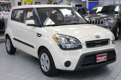 2013 Kia Soul for sale at Windy City Motors in Chicago IL