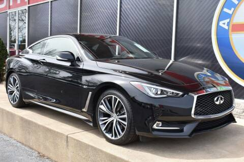 2017 Infiniti Q60 for sale at Alfa Romeo & Fiat of Strongsville in Strongsville OH