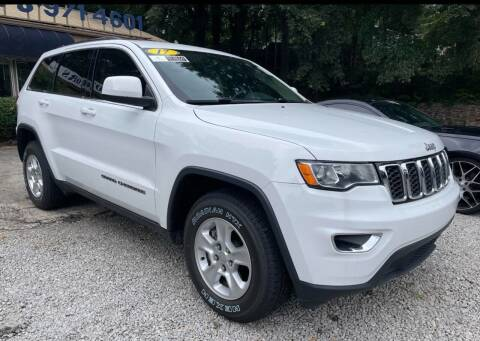 2017 Jeep Grand Cherokee for sale at Mad Motors LLC in Gainesville GA