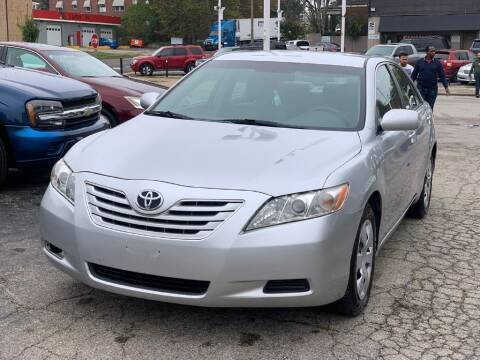 2009 Toyota Camry for sale at IMPORT Motors in Saint Louis MO