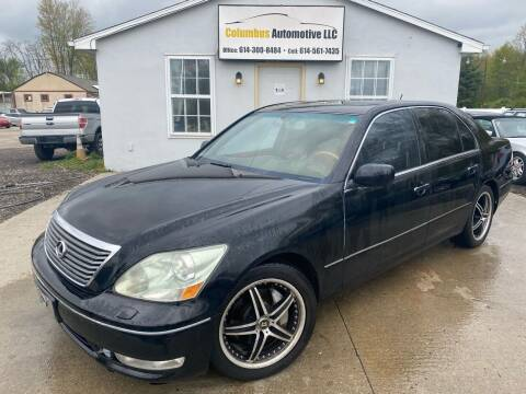 2005 Lexus LS 430 for sale at COLUMBUS AUTOMOTIVE in Reynoldsburg OH