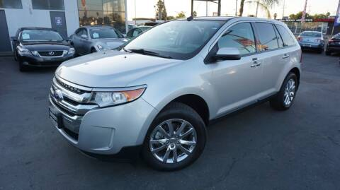 2011 Ford Edge for sale at Industry Motors in Sacramento CA