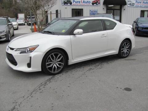 2015 Scion tC for sale at Pure 1 Auto in New Bern NC
