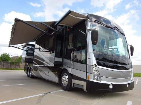 2008 American Coach Tradition 42', 425 Cummins  for sale at Top Choice RV in Spring TX