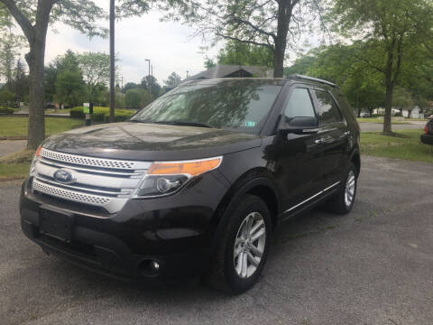 2014 Ford Explorer for sale at K B Motors in Clearfield PA