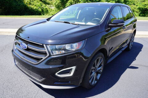 2017 Ford Edge for sale at Modern Motors - Thomasville INC in Thomasville NC
