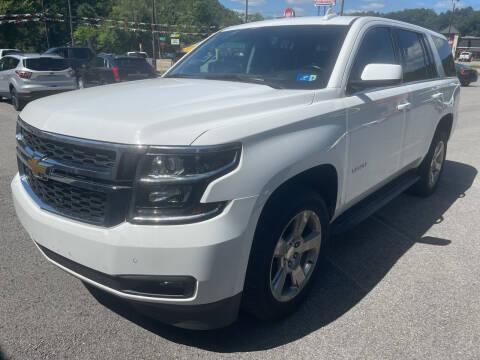 2019 Chevrolet Tahoe for sale at Turner's Inc in Weston WV