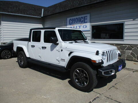 2020 Jeep Gladiator for sale at Choice Auto in Carroll IA