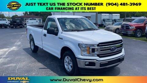 2019 Ford F-150 for sale at Duval Chevrolet in Starke FL