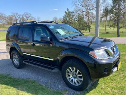 2010 Nissan Pathfinder for sale at Good Value Cars Inc in Norristown PA