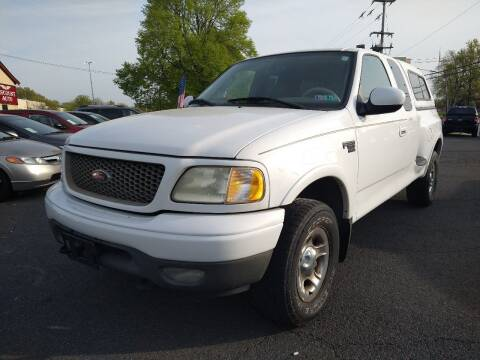2003 Ford F-150 for sale at P J McCafferty Inc in Langhorne PA