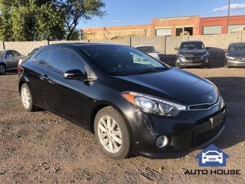 2014 Kia Forte Koup for sale at Auto House Phoenix in Peoria AZ