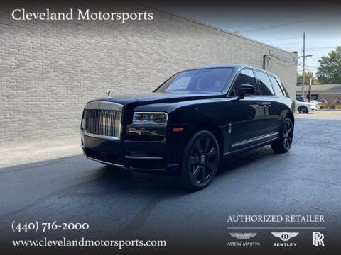 2019 Rolls-Royce Cullinan for sale at Drive Options in North Olmsted OH