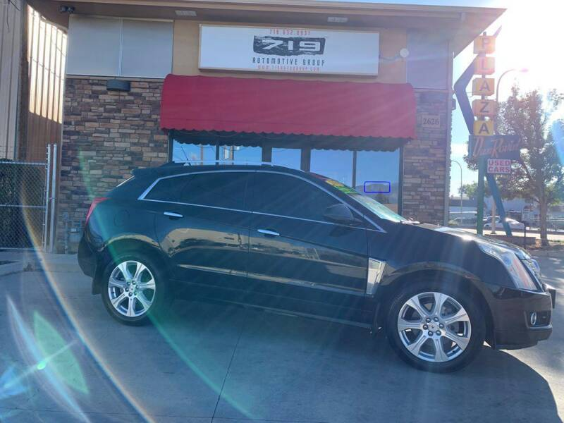 2013 Cadillac SRX for sale at 719 Automotive Group in Colorado Springs CO