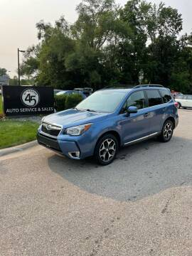 2015 Subaru Forester for sale at Station 45 Auto Sales Inc in Allendale MI