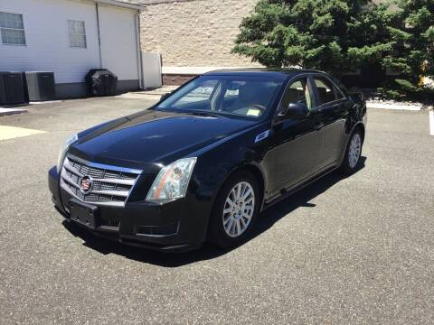 2010 Cadillac CTS for sale at Bromax Auto Sales in South River NJ