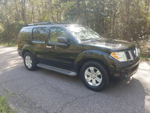 2006 Nissan Pathfinder for sale at J & J Auto Brokers in Slidell LA
