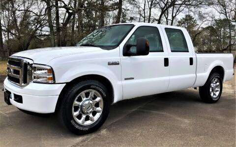 2006 Ford F-250 Super Duty for sale at Prime Autos in Vidor TX