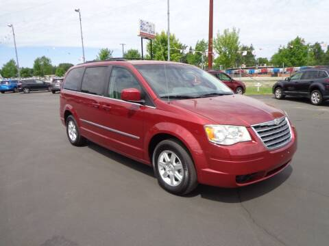 2010 Chrysler Town and Country for sale at New Deal Used Cars in Spokane Valley WA