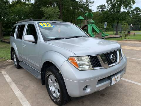 2007 Nissan Pathfinder for sale at B & M Car Co in Conroe TX