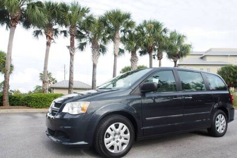2014 Dodge Grand Caravan for sale at Gulf Financial Solutions Inc DBA GFS Autos in Panama City Beach FL