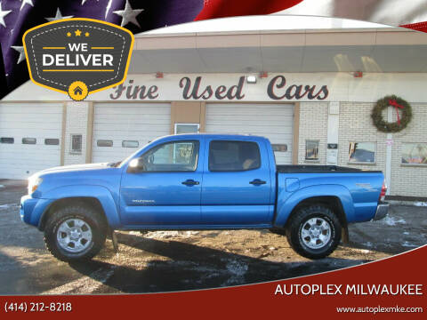 2010 Toyota Tacoma for sale at Autoplex 2 in Milwaukee WI