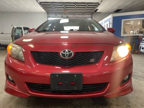 2010 Toyota Corolla for sale at Ricky Auto Sales in Houston TX