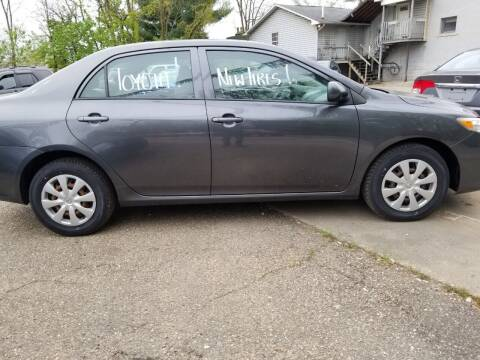 2010 Toyota Corolla for sale at Action Auto Sales in Parkersburg WV