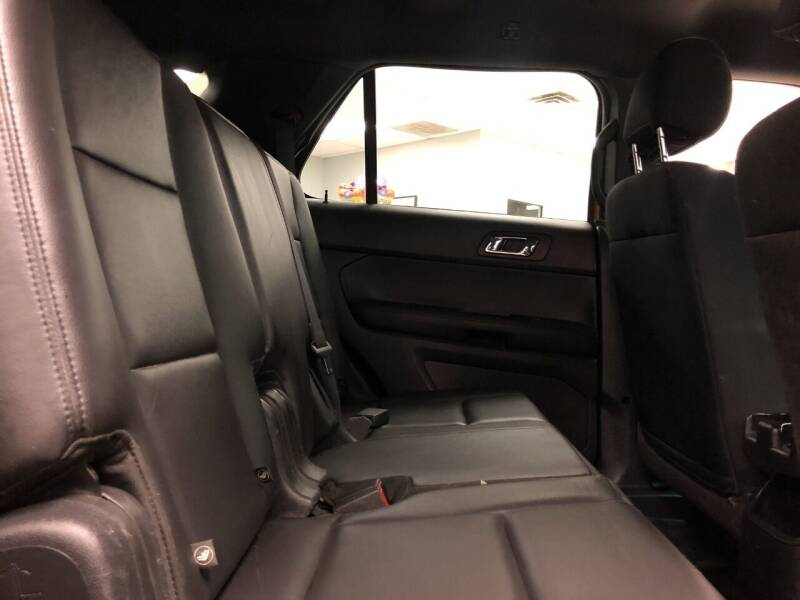 2014 Ford Explorer AWD Police Interceptor 4dr SUV - Phillipston MA