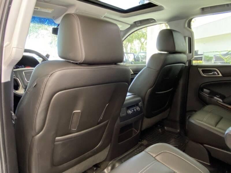 2015 GMC Yukon 4x2 Denali 4dr SUV - Davie FL
