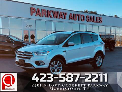 2017 Ford Escape for sale at Parkway Auto Sales, Inc. in Morristown TN