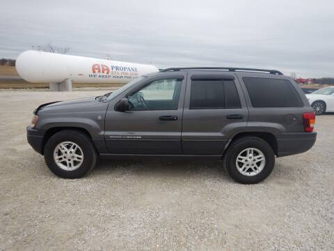 2004 Jeep Grand Cherokee for sale at All Terrain Sales in Eugene MO