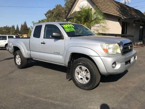 2006 Toyota Tacoma for sale at Three Bridges Auto Sales in Fair Oaks CA