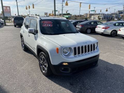 2017 Jeep Renegade for sale at Sell Your Car Today in Fayetteville NC