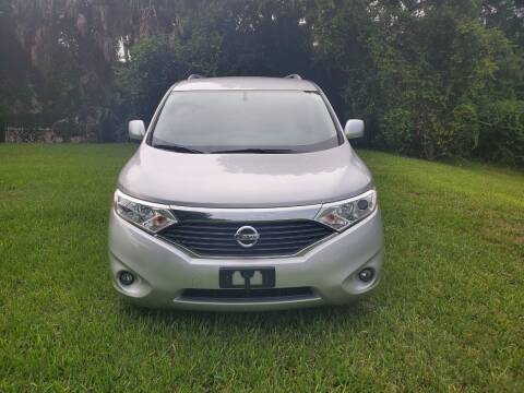 2016 Nissan Quest for sale at Florida Motocars in Tampa FL