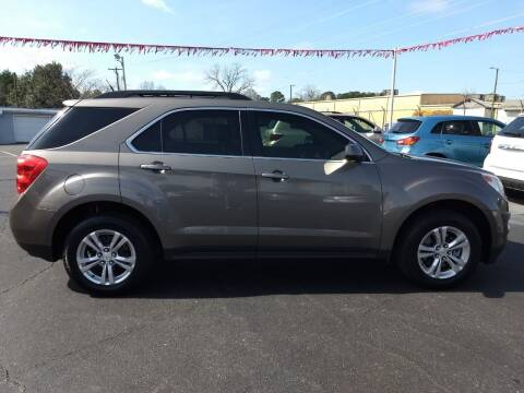 2010 Chevrolet Equinox for sale at Kenny's Auto Sales Inc. in Lowell NC