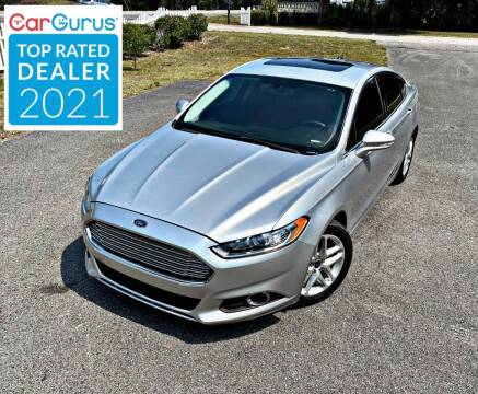 2015 Ford Fusion for sale at Brothers Auto Sales of Conway in Conway SC