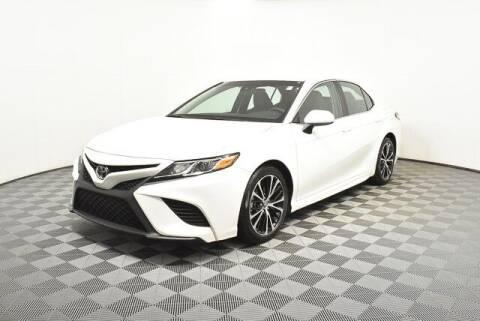 2018 Toyota Camry for sale at Southern Auto Solutions - Georgia Car Finder - Southern Auto Solutions-Jim Ellis Volkswagen Atlan in Marietta GA