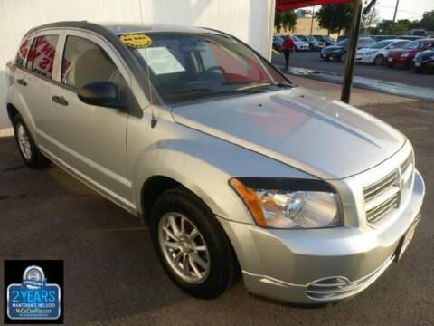 2008 Dodge Caliber for sale at Manny G Motors in San Antonio TX
