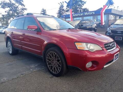 2005 Subaru Outback for sale at All American Motors in Tacoma WA