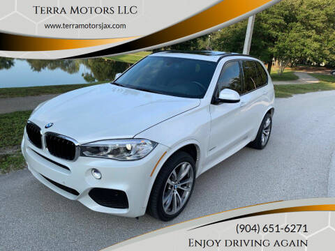 2015 BMW X5 for sale at Terra Motors LLC in Jacksonville FL