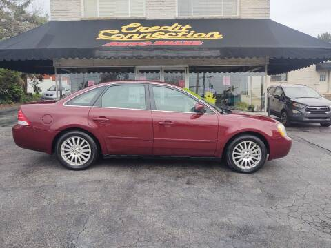 2005 Mercury Montego for sale at Credit Connection Auto Sales Inc. YORK in York PA