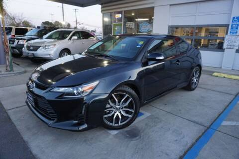 2016 Scion tC for sale at Industry Motors in Sacramento CA