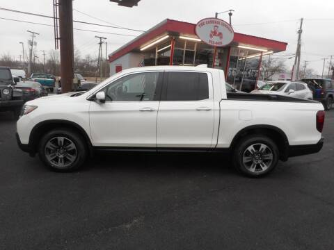 2018 Honda Ridgeline for sale at The Carriage Company in Lancaster OH