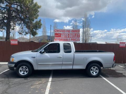 2002 Ford F-150 for sale at Flagstaff Auto Outlet in Flagstaff AZ