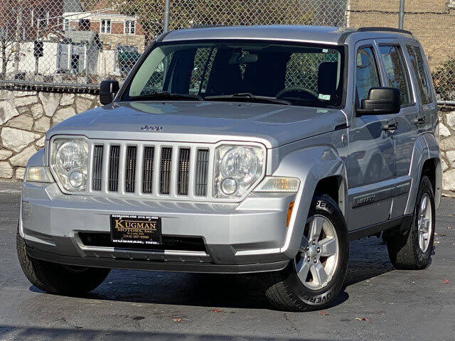 2009 Jeep Liberty for sale at Kugman Motors in Saint Louis MO